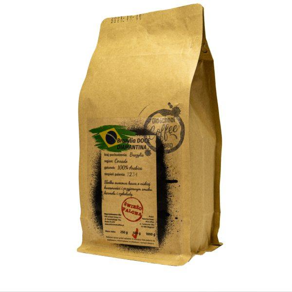 Kawa z Brazyli Doce Diamantina - Kawa ziarnista Oldschool Coffee