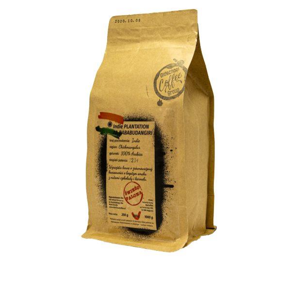 Kawa Indii Plantation AA Bababudangiri - Kawa ziarnista Oldschool Coffee