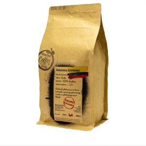 Kawa z Kolumbii Supremo - Kawa ziarnista Oldschool Coffee