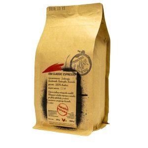 Mieszanka Kawa Ziarnista Espresso - Old Classic Espresso - Kawa ziarnista Oldschool Coffee