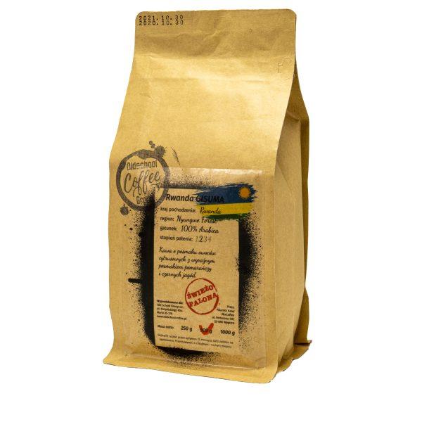 Kawa z Rwandy Gisuma - Kawa ziarnista Oldschool Coffee
