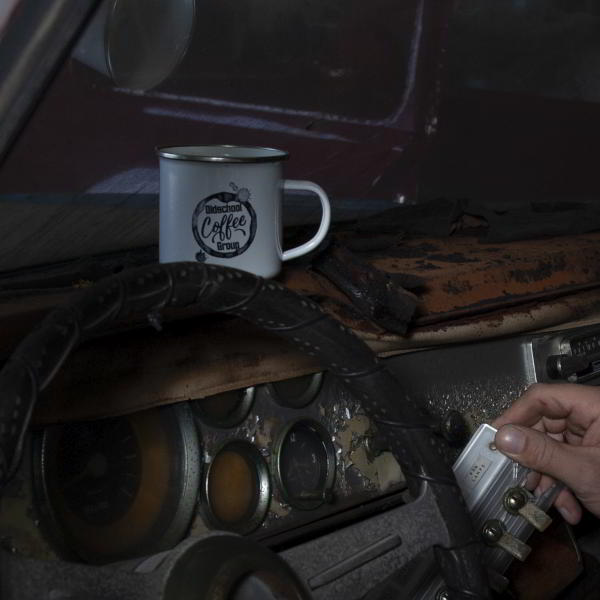 Oldschool Coffee z pasji do kawy