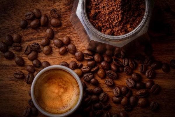 Zawartość kofeiny w kawie