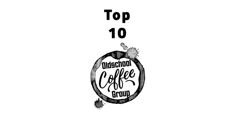 Top 10 ranking kaw ziarnistych